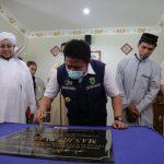 Herman Deru Resmikan Masjid Syari'ah di Kecamatan Sako