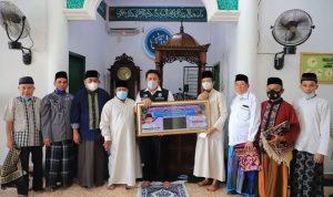 Jemaah Masjid Baiturrahman, Do'akan Hj Percha Binti Herman Deru