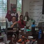 Konfrensi Pers Masyarakat Labi-Labi : Gruduk/Pengaduan Konflik Lahan Ke Jakarat