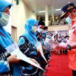 Jokowi Bagikan 1 Juta Sertifikat Tanah, Sumsel Terima 139 Ribu
