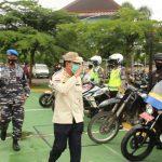 Walikota Himbau Pasukan Operasi Lilin 2020 Terapkan Prokes
